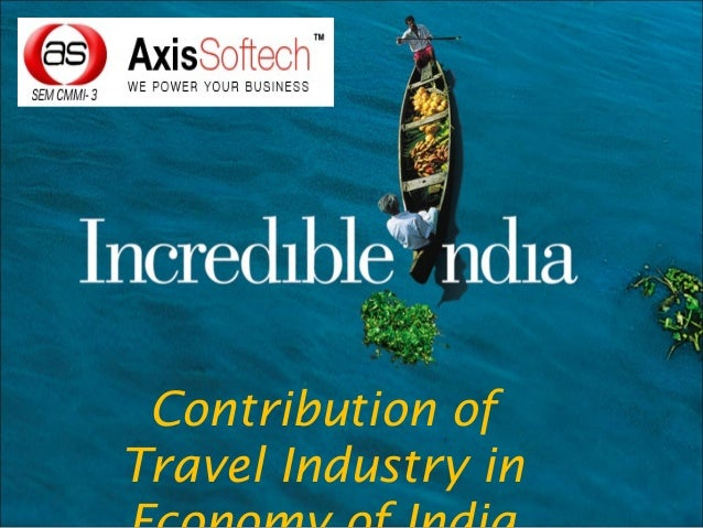 Contribution of Travel Industry in