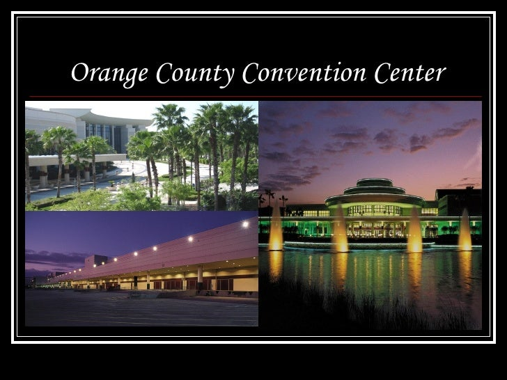 Orange County Convention Center Floor Plan: Traveling First Class Mobile Home Showcase