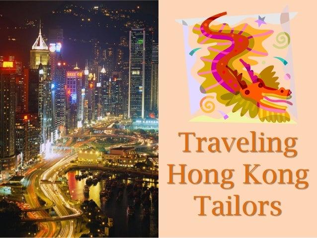 TravelingHong KongTailors