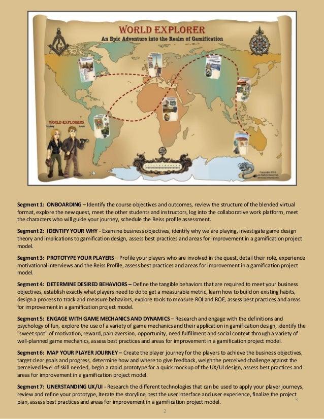 Sentential Level 2 Gamification Certification - Travel Journal Sample Pages Slide 3