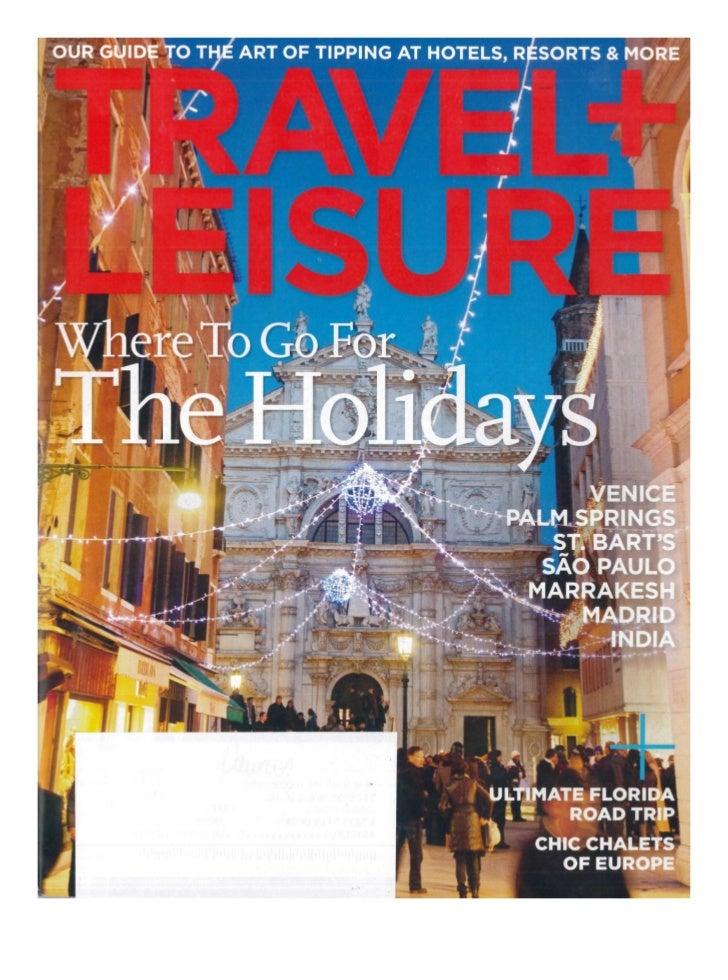 Travel + leisure desert highs-december 2011 final