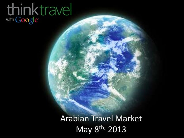 Arabian Travel MarketMay 8th, 2013