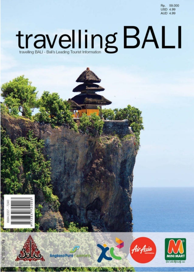 Official Partners Advert Material dg@ppi-bali.com kiryadi@ppi-bali.com General Enquiries info@ppi-bali.com www.travellingb...