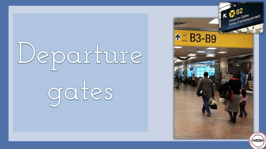 Travelling by plane: English Language page 15
