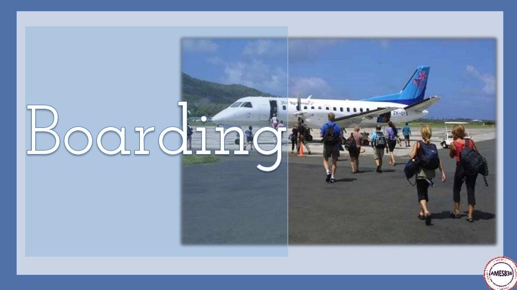 Travelling by plane: English Language page 16