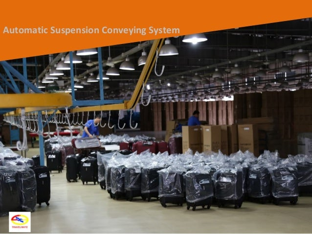 11 Automatic Suspension Conveying System