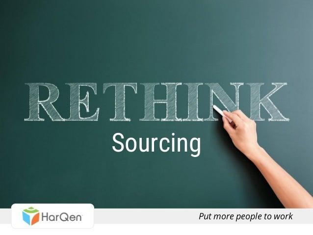 Rethinking Sourcing in Travel Nursing