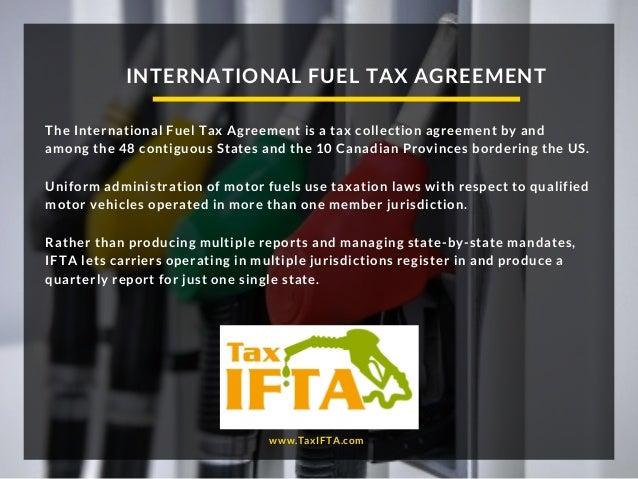 IFTA Fuel Tax Online Preparation Slide 2