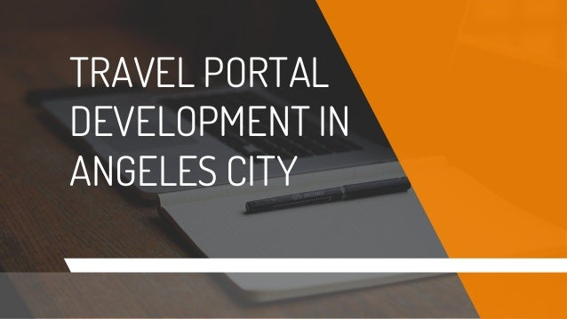 TRAVEL PORTAL DEVELOPMENT IN ANGELES CITY