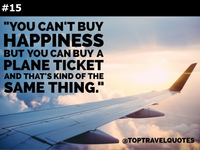 Top 30 Travel Quotes
