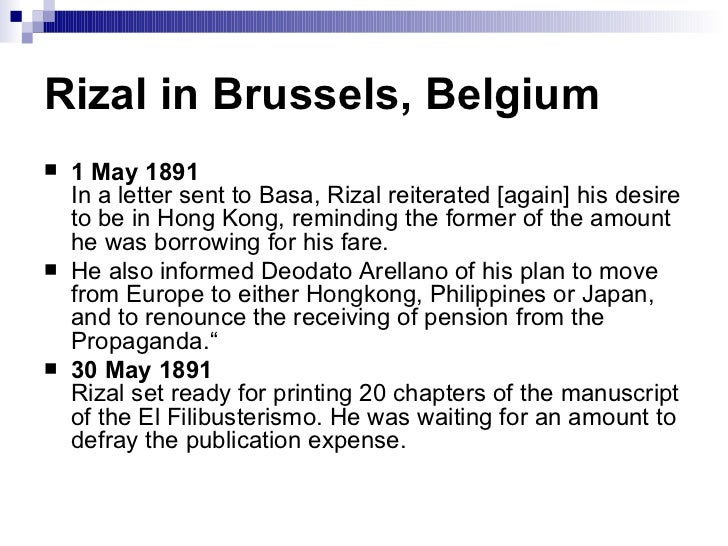 reaction on rizal in brussels Summary of rizal in belgian brussels (1890) january 28, 1890 – rizal left paris for brussels brussels– capital of belgium two reasons why rizal leave.