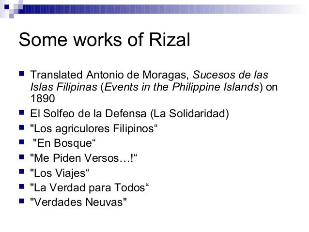 los viajes the travel by rizal essay Final exam part 1 (life's, works and writings of jose rizal) 60 questions | by abrahampal | last updated: aug 28, 2014 los viajes b felicitacion c amor.