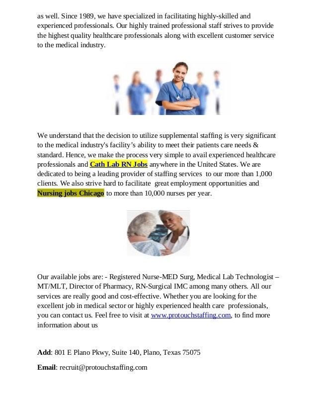 Critical Care Nurse Jobs Slide 2
