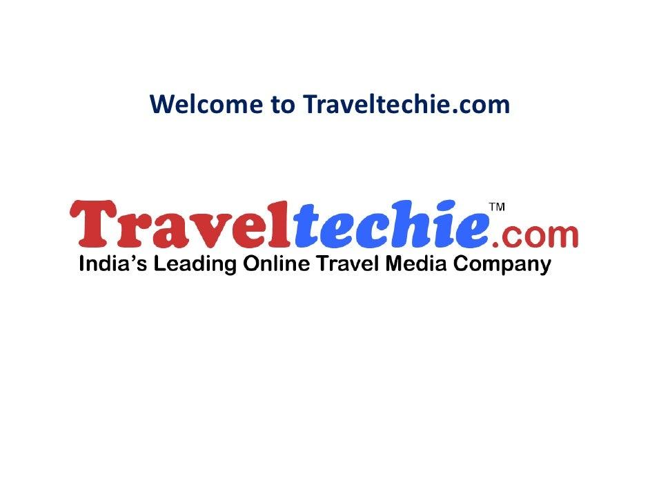 Welcome to Traveltechie.com