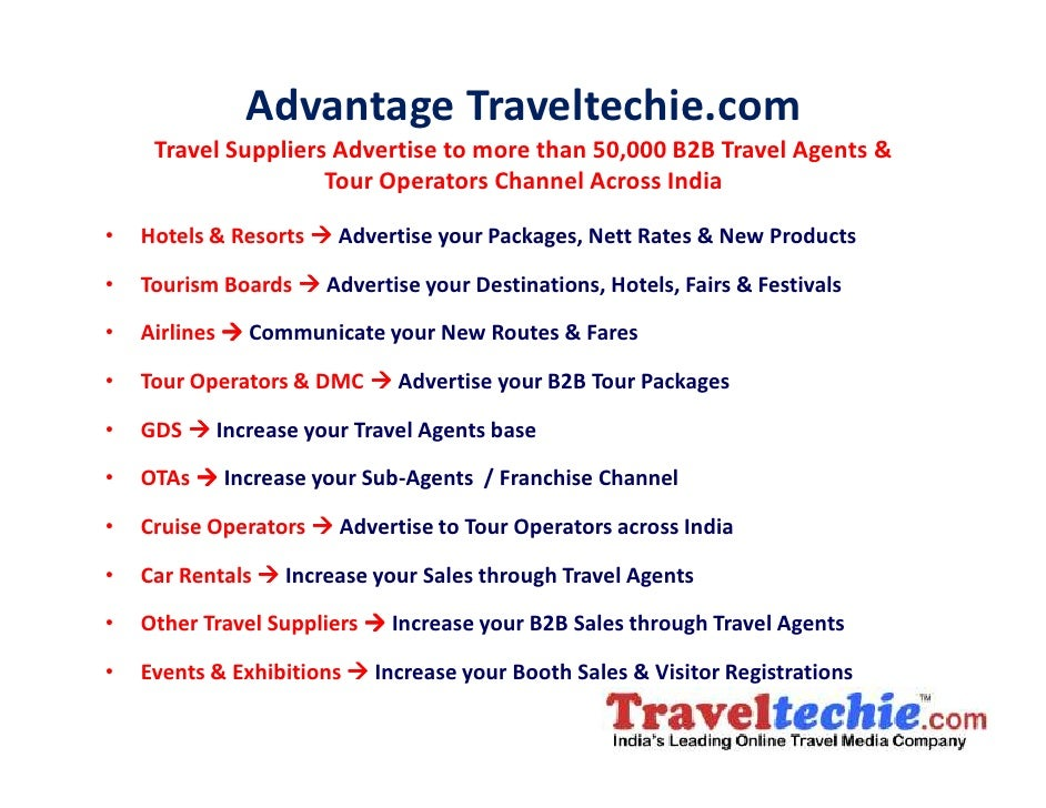 Traveltechie Media Kit
