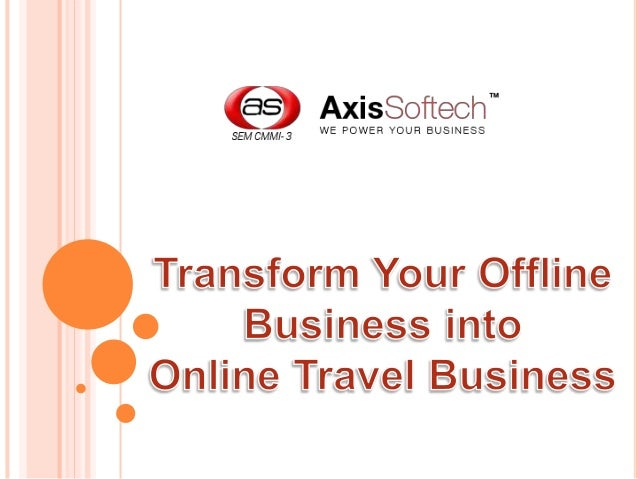 Axis Softech Pvt Ltd is a leading travel technology company that delivers best B2B, B2C & B2E travel software, online book...