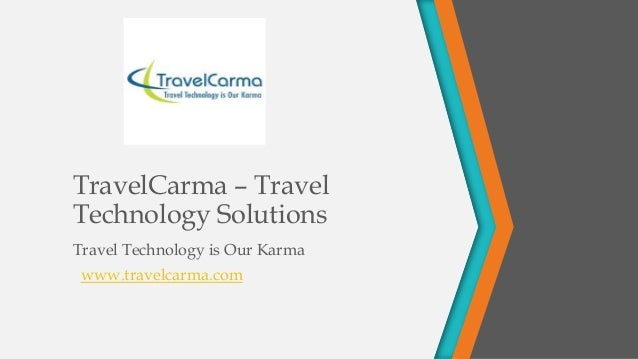 TravelCarma - Travel & Hospitality Technology Solutions