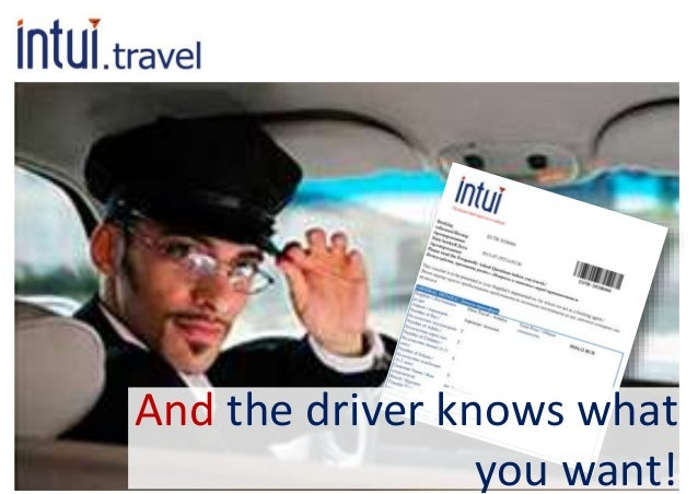 Intui Travel Transfer Reviews