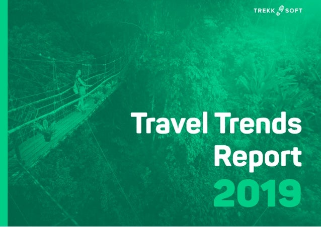 1 Travel Trend Report 2019
