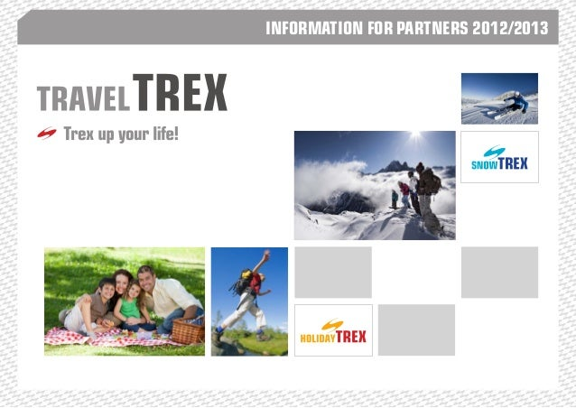 INFORMATION FOR PARTNERS 2012/2013