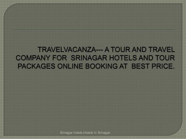 Srinagar hotels,Hotels in Srinagar