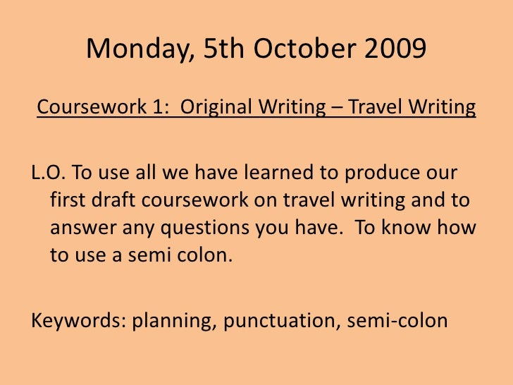 english language a level coursework introduction First language english 0500  note: examples of assessed coursework  0500 first language english standards booklet 2 introduction.