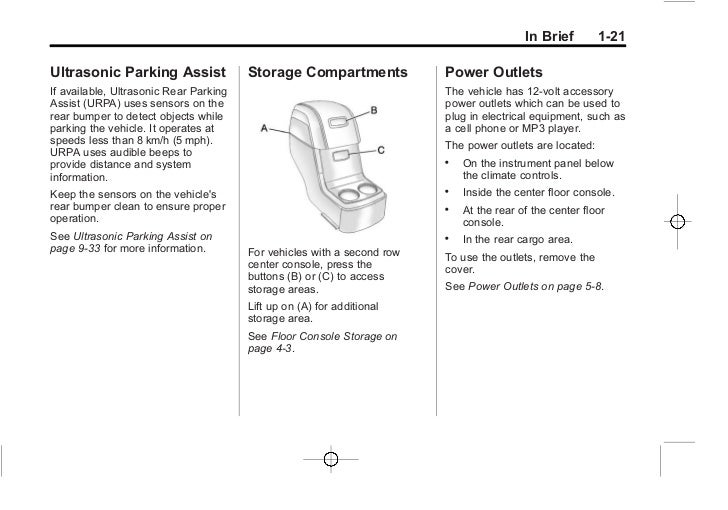 2012 chevy traverse owners manual rh slideshare net 2014 chevy traverse owners manual 2012 chevy traverse repair manual