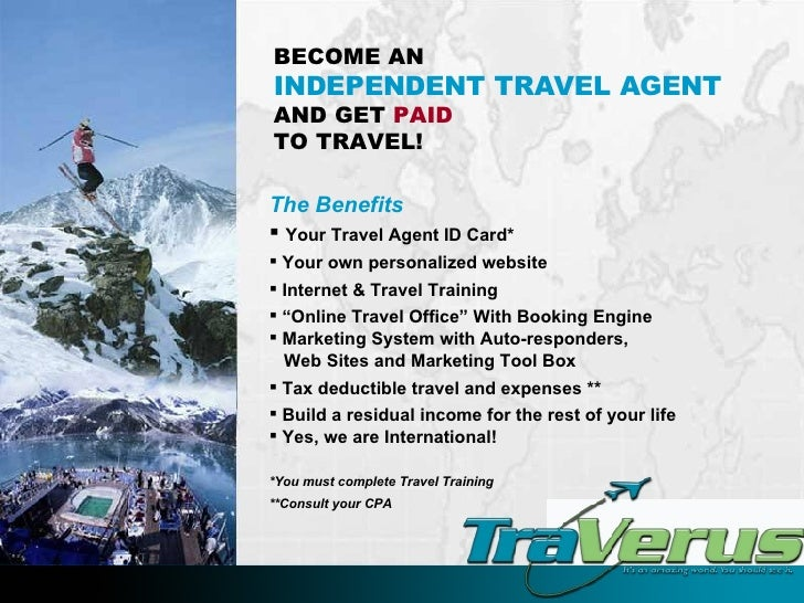 TraVerus Travel - Your Way to Financial Freedom...!