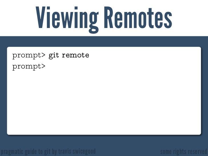 pragmatic guide to git by travis swicegood pdf