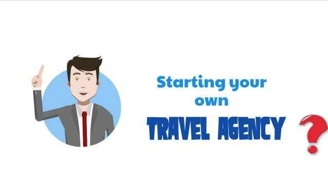 Travel agency software ppt