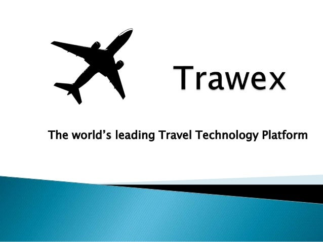 The world's leading Travel Technology Platform