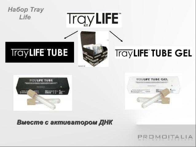 Главные конкуренты или новая версия  Tray life (tube version )  Tray life tube version  •Коробка с 2 пробирками (8мл),  со...