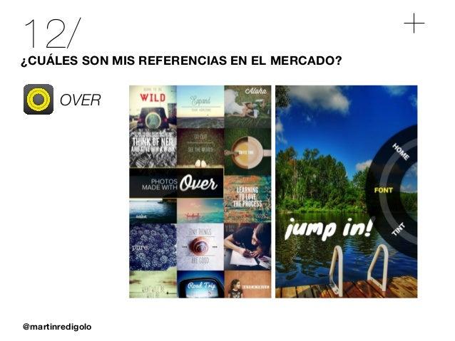 @martinredigolo 12/¿CUÁLES SON MIS REFERENCIAS EN EL MERCADO? OVER