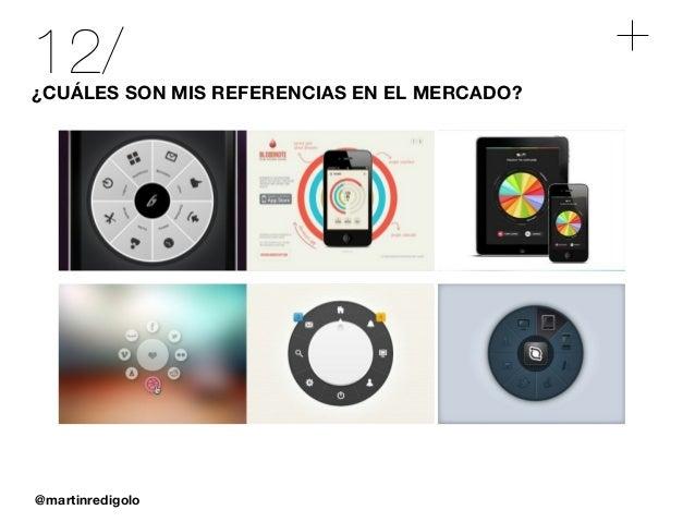 @martinredigolo 12/¿CUÁLES SON MIS REFERENCIAS EN EL MERCADO?