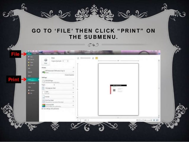Using publisher to design and print business cards 14 reheart Images