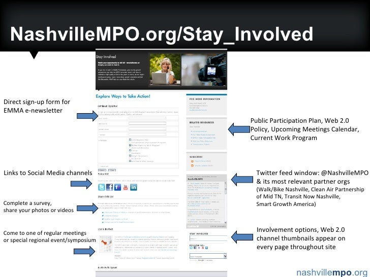 Using Social Media to Engage Stakeholders in Better Public