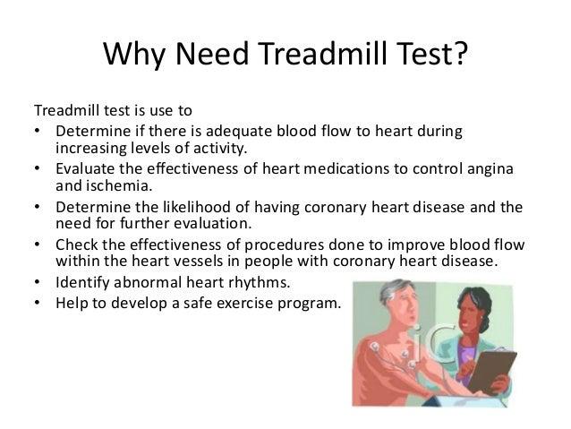 Stress test / Treadmill test