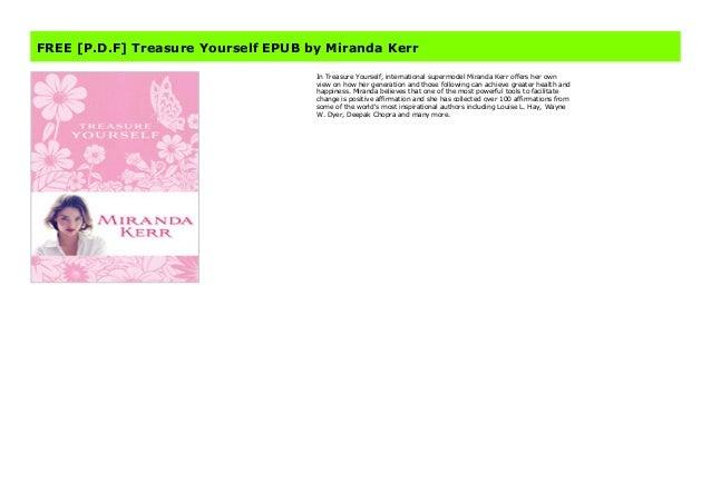 kerr book treasure yourself free miranda