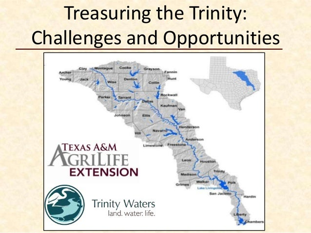 Treasuring the Trinity: Challenges and Opportunities