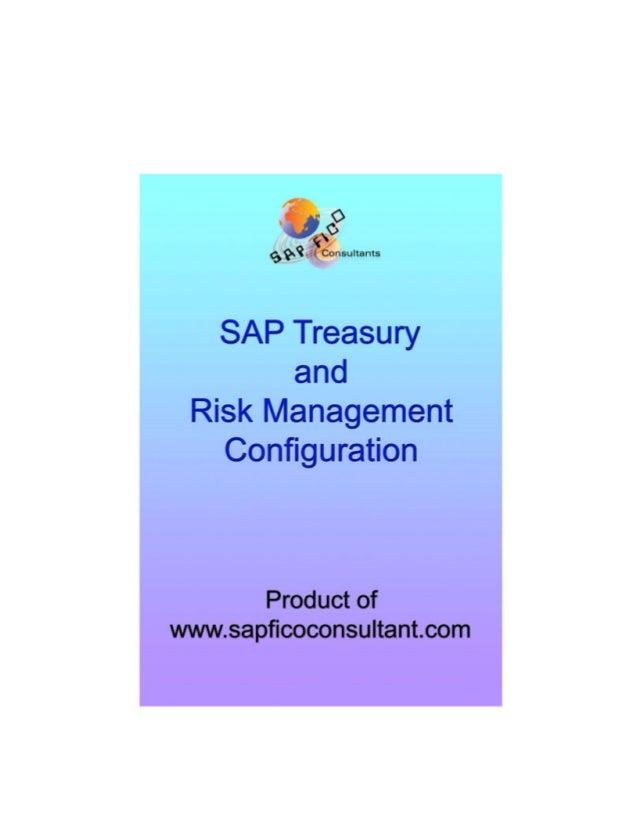 Treasury & Risk Mgmt. Page 2 of 259 www.sapficoconsultant.com © 2009 sapficoconsultant.com All rights reserved. No part of...