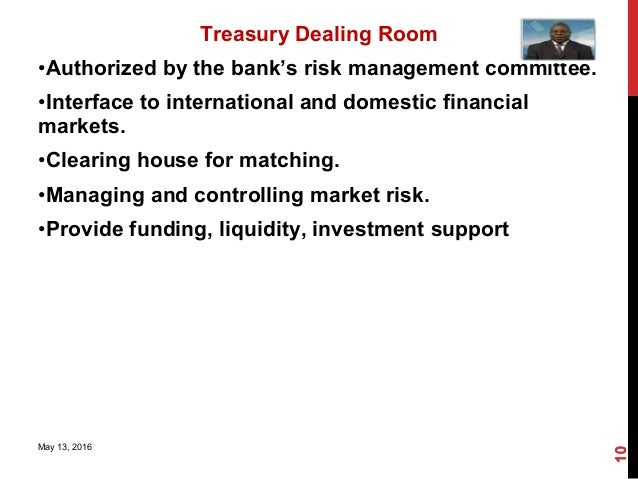 treasury and risk management A five day intensive training course that will augment your ability to understand  treasury markets and products whilst also teaching you how to utilise them.
