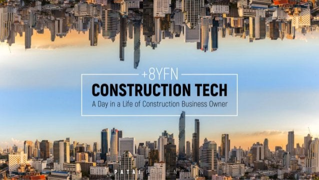 8YFN - Construction Tech & A Day in A Life of Construction Business Owner