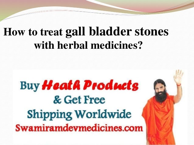 How To Treat Bladder Stones Naturally