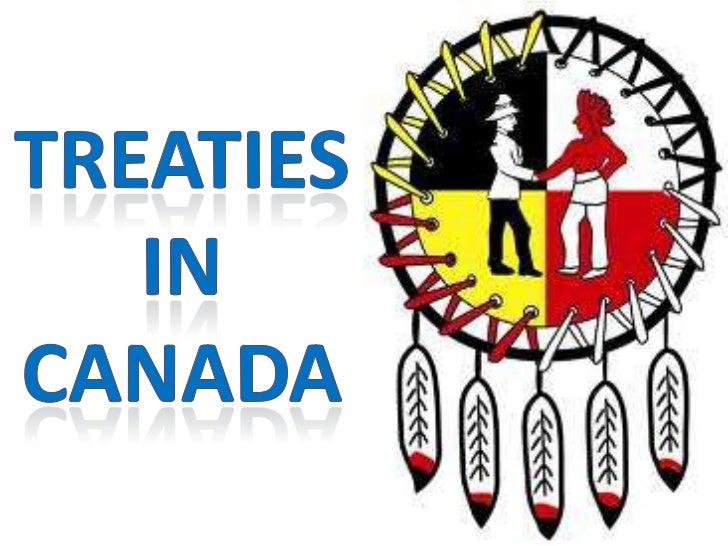 Treaties In Canada<br />