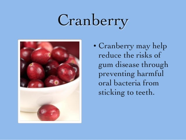 Natural Remedies For Gum Disease And Bad Breath