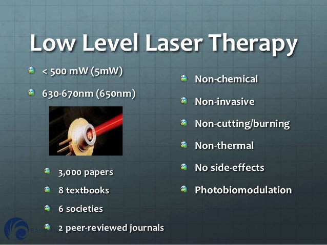 Treating Hair Loss W Low Level Laser Therapy Emaa 2012 Paris