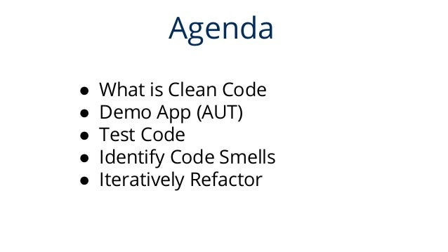 Treating test code as production code Slide 3