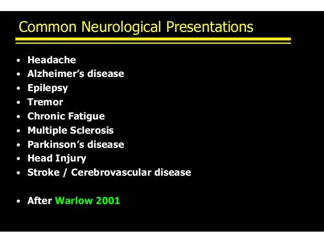 SIN04 - Treatment of Depression In Neurological Disease An ...