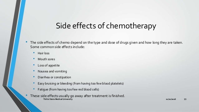 Treatment Of Lung Cancer
