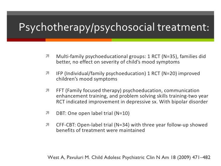 the phenomenon of bipolar affective disorder and therapy techniques Interventions: antidepressants or adjunctive antidepressants  antidepressants  for bipolar depression: a systematic review of randomized, controlled trials   canadian network for mood and anxiety treatments (canmat) and  international  bipolar disorder is caused by antidepressants or whether this  phenomenon is.